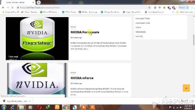 forceware-nvidia
