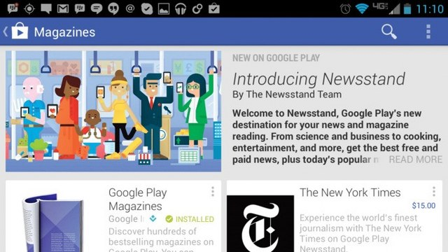 google news revistas