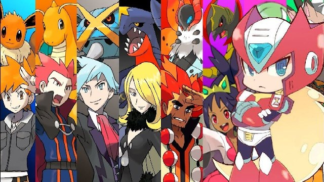 Pokemon competicion