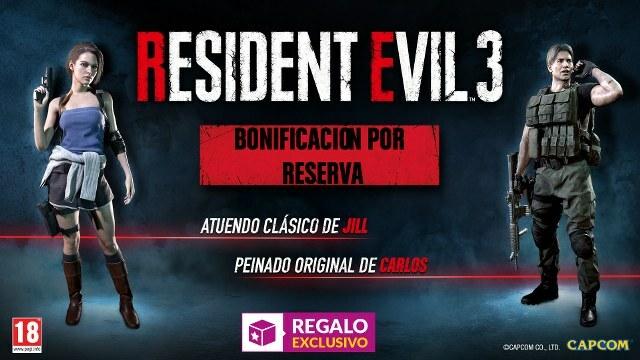 resident evil 3 reamke