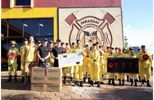 bomberos paraguay