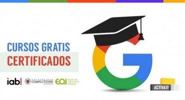 cursos gratis google
