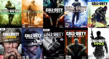 serie call of duty
