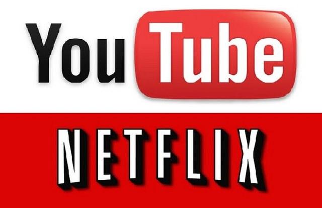 youtube netflix