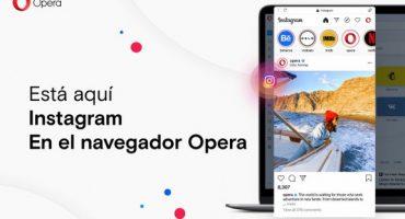 Opera Instagram