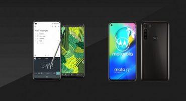 Moto G Stylus Moto g8 power