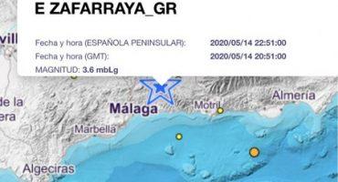 terremoto malaga