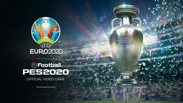 efootball pes 2020 euro 2020
