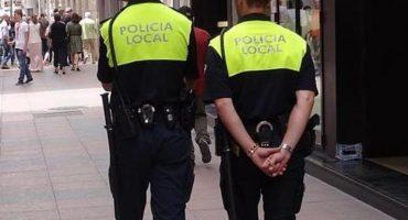 policia malaga