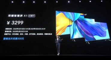 honor vision x65 tv