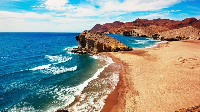 playas andalucia