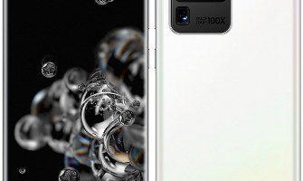 Galaxy S20 Ultra 5g white