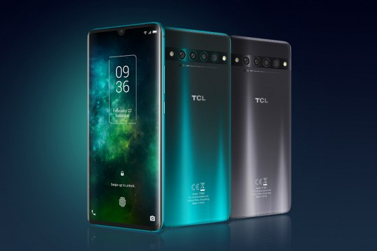 tcl android 10