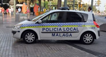 policia coches patrulla