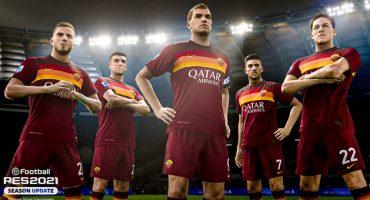 Konami AS Roma