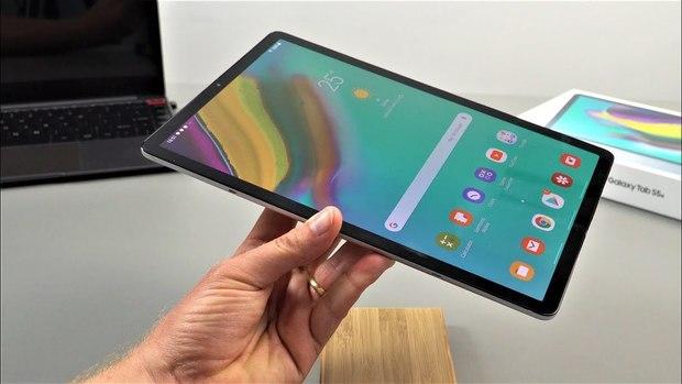 Galaxy Tab S5e One Ui 2.5