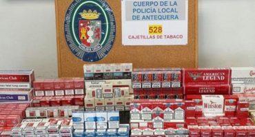 Tabaco contrabando
