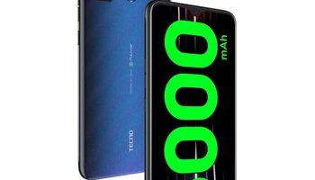 Tecno Power Spark
