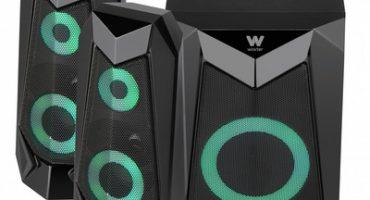 Woxter altavoces 2.1
