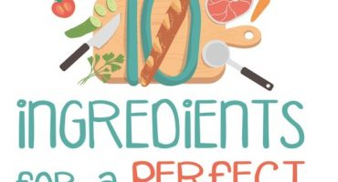 10 ingredientes perfectos