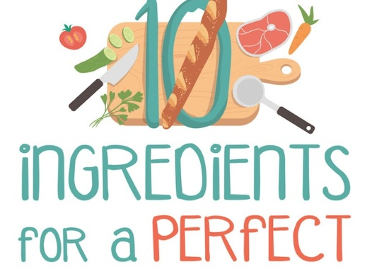 10 ingredientes perfectos
