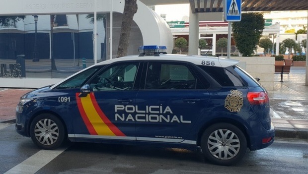 Policia robos