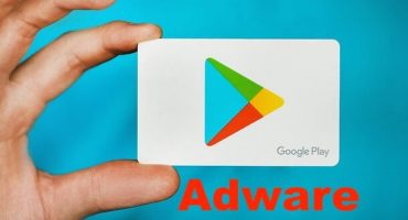Google Play adware