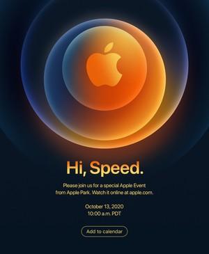 Hi Speed Apple