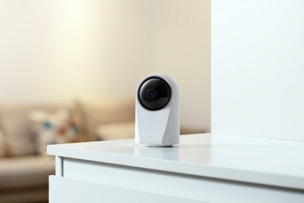 realme webcam 360º