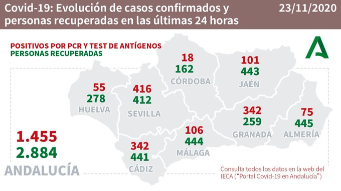 Coronavirus Málaga
