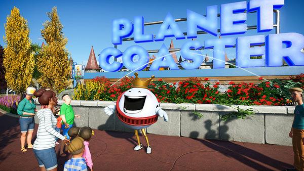 Planet Coaster console
