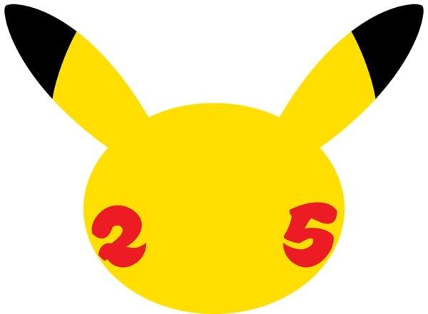 Pokémon 25 aniversario