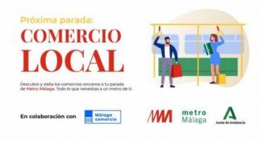 Metro comercio local