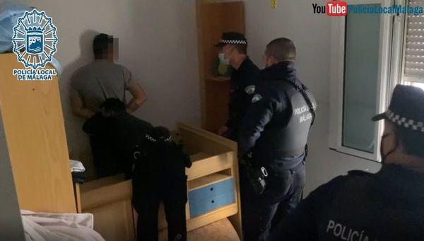 detenido cama nido