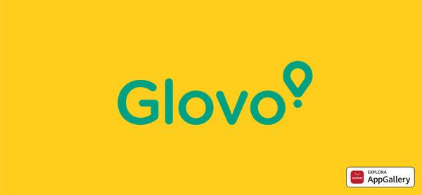 Glovo App Gallery