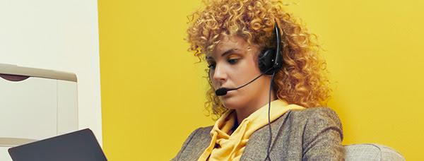 headset office