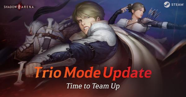 trio modo update
