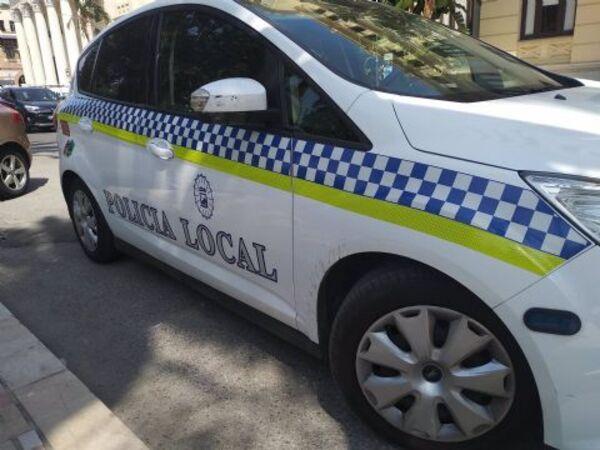 Policia Local Málaga