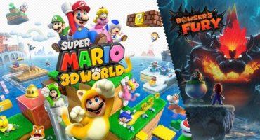 Super Mario 3D Wolrd Bowsers Fury