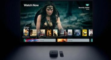 Apple TV Google TV