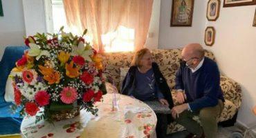 Maria Fernández 108 años