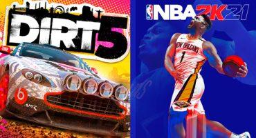 Dirt 5 NBA 2K21