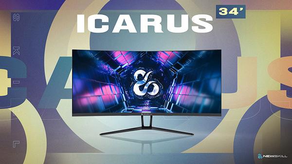 "Icarus 34"""