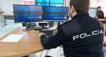Desaparicion Policía