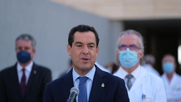 Juanma Moreno Almería