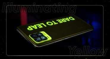 Realme 8 Pro amarillo