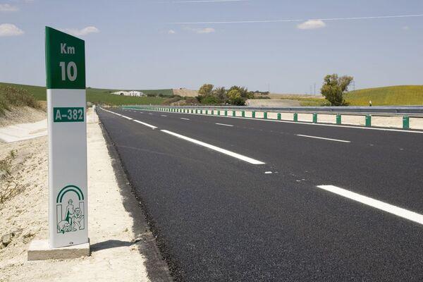 Andalucía carretera