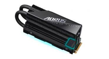 AORUS SSD